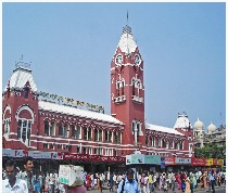 Places Around Chennai