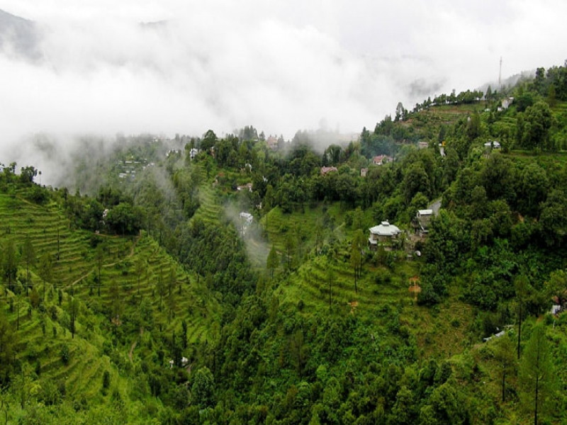 Wonder land in the concavity of amour-Ramgarh