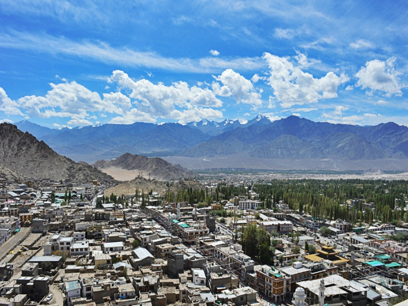 Leh city sightseeing