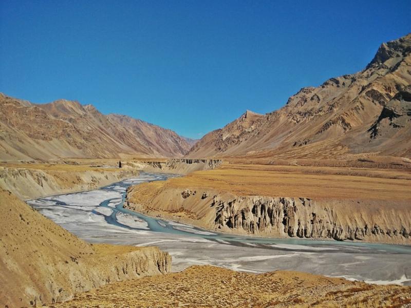 Manali to Leh road trip