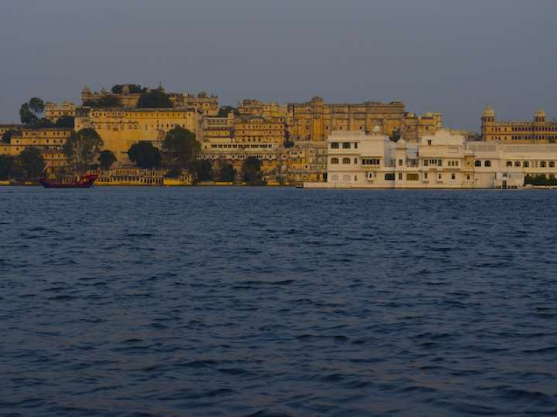 Family holiday in Udaipur