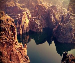 Ken Crocodile Sanctuary And Rahen Canyon