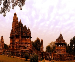 The Khajuraho Group of Monuments