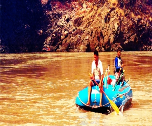 White River Rafting In Rishikesh