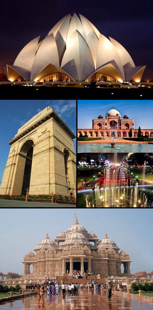 What to do with three days in Delhi