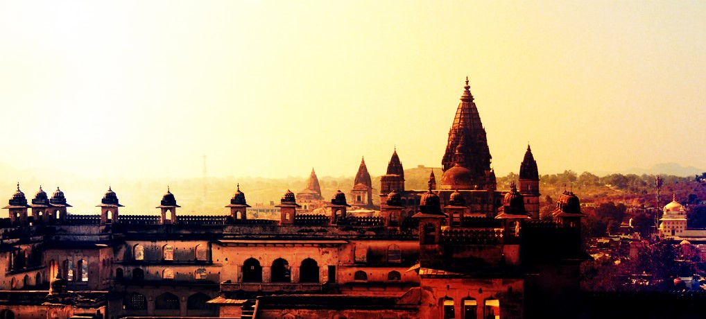 Jhansi and Orchha