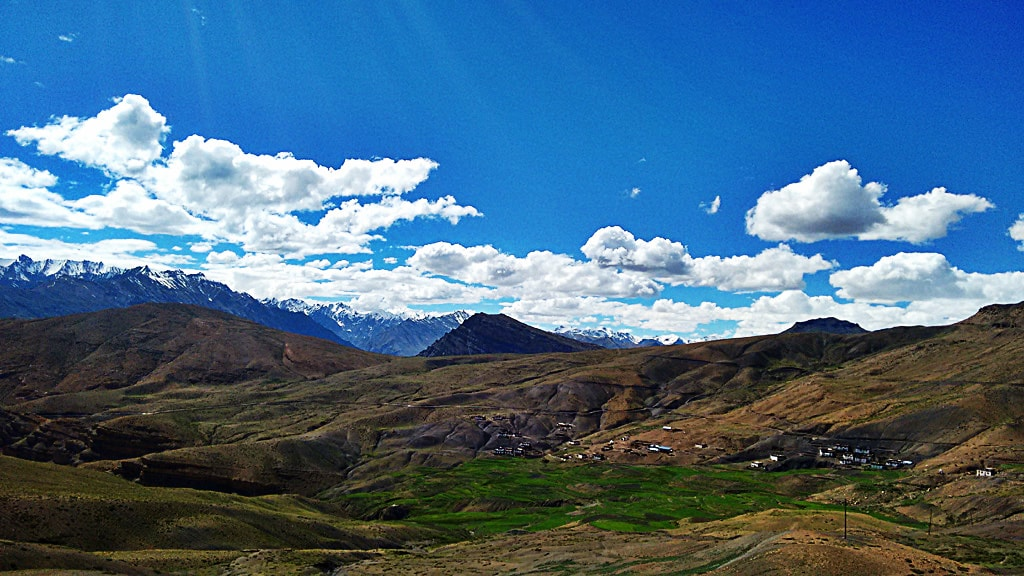 Spiti Valley Trip-Covered Tabo, Kaza, Komic, Langza