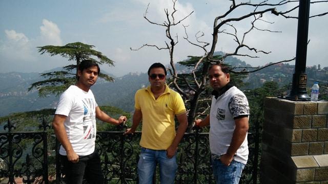 near Kari Bari Temple, Shimla