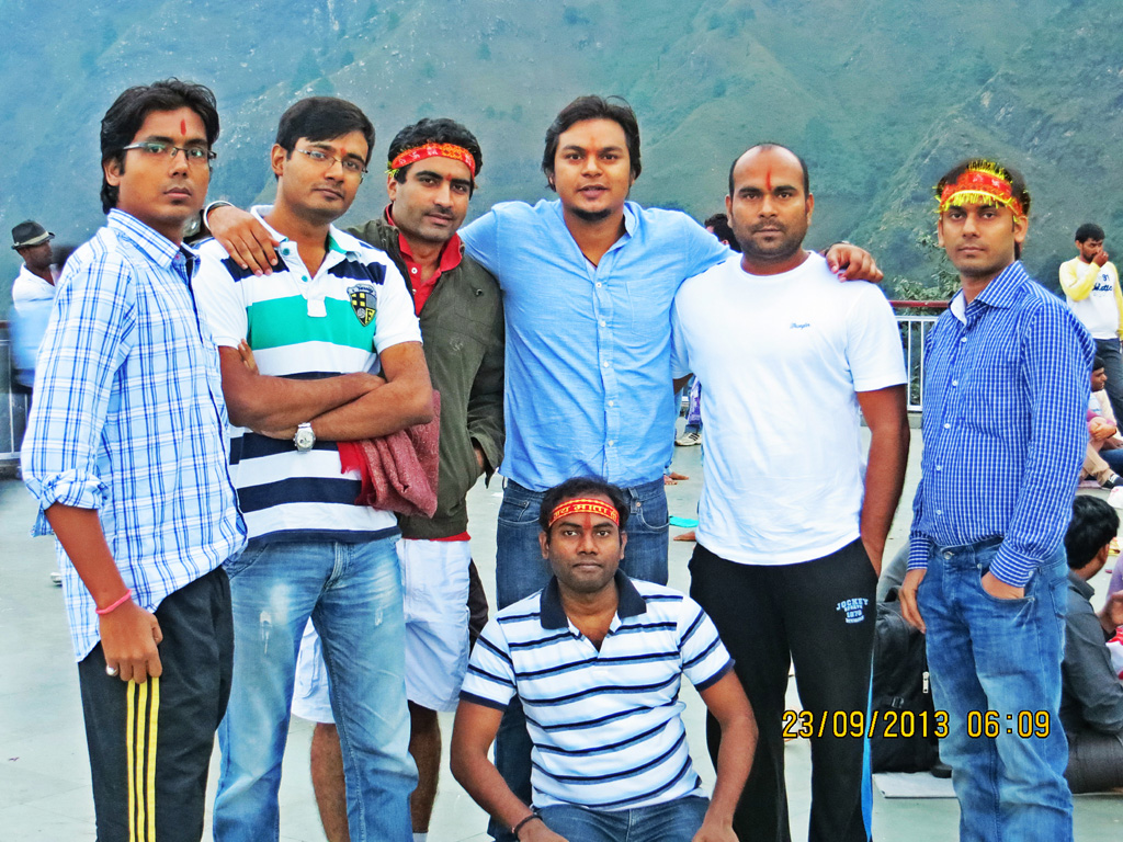 all of us, vaishno devi