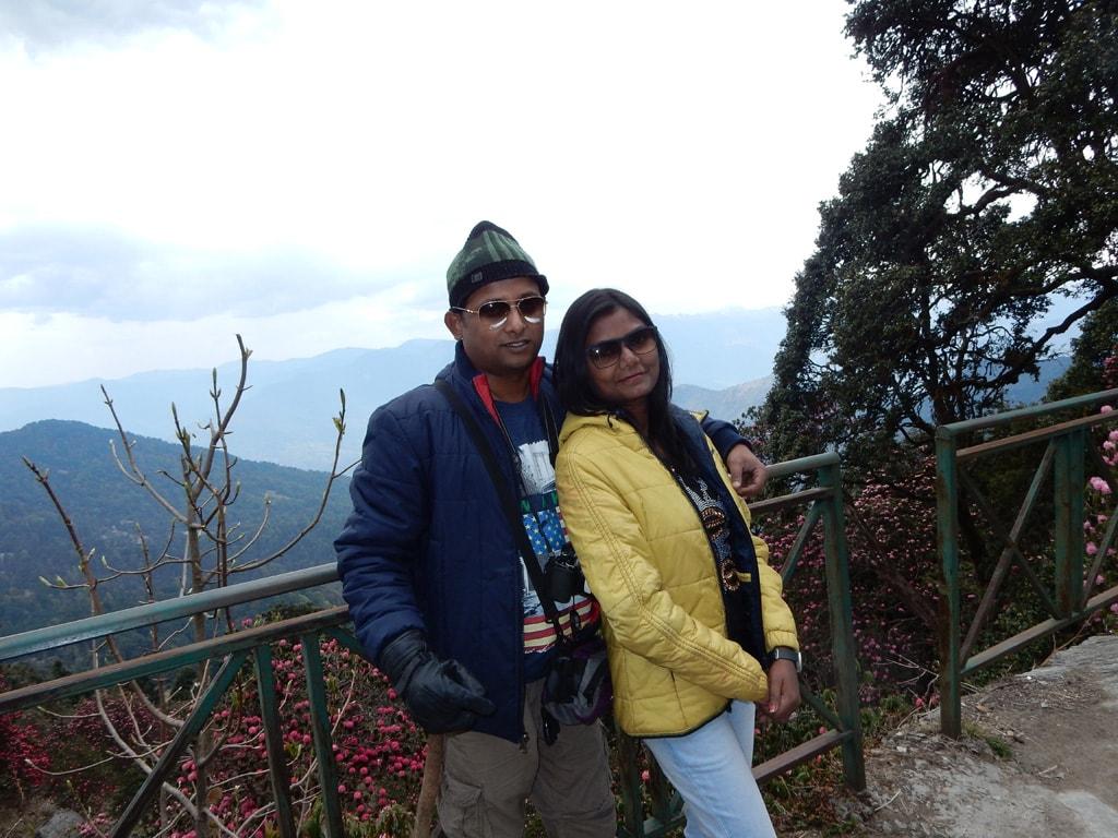 Amby and Ruchika