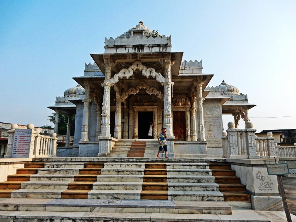 Jain Temple, Shravasti