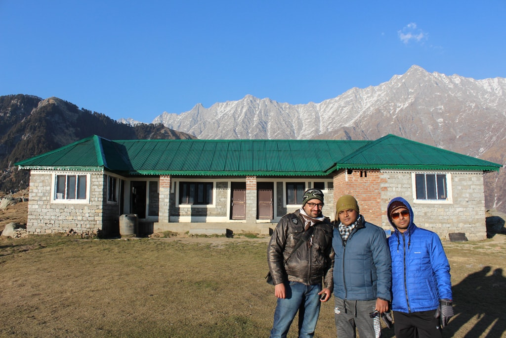 Triund Mountain Lodge