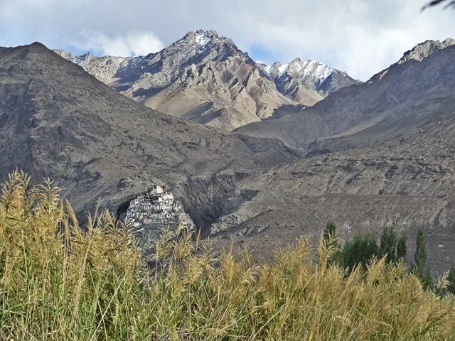 Beautiful Monastery on the way
