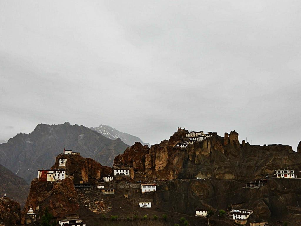Dhankar Monastery, Spiti Valley