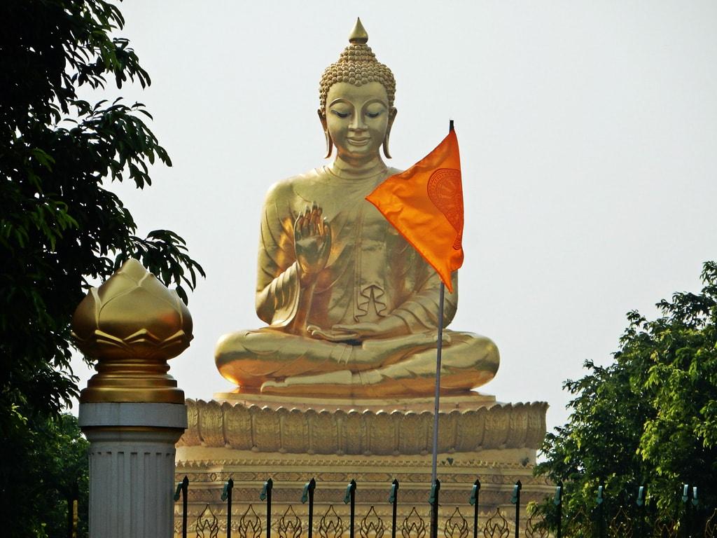 Lord Buddha Statue, Shravasti