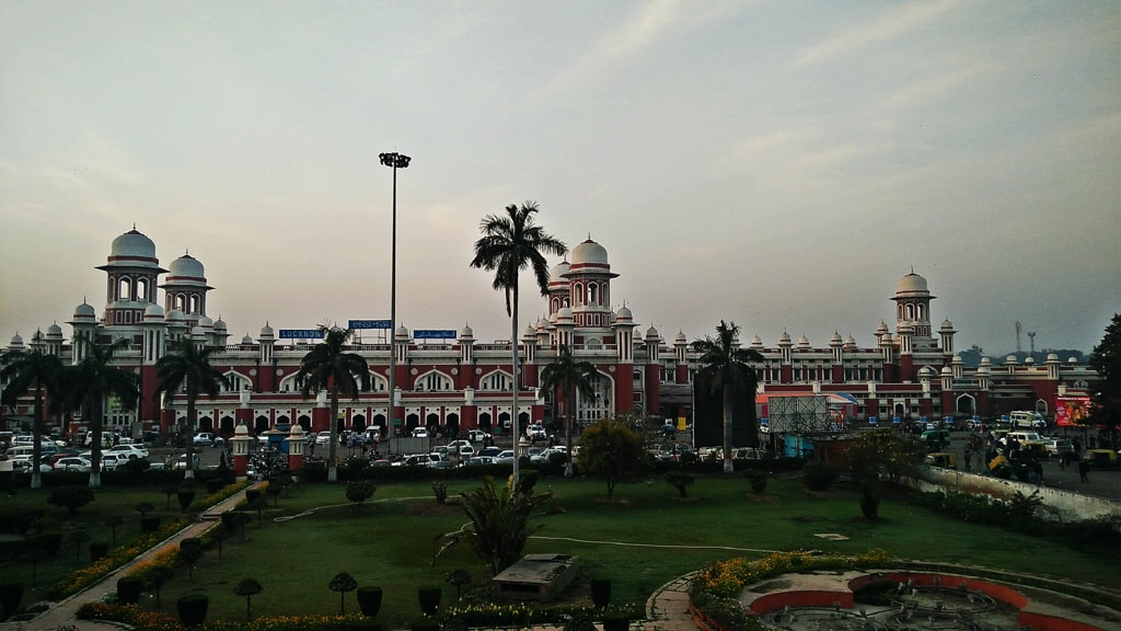 Lucknow Railway Station