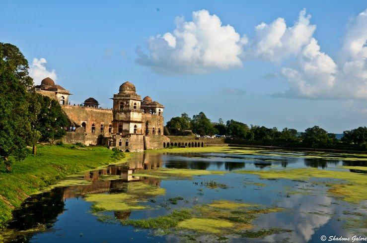 Mandu Royal Enclosure