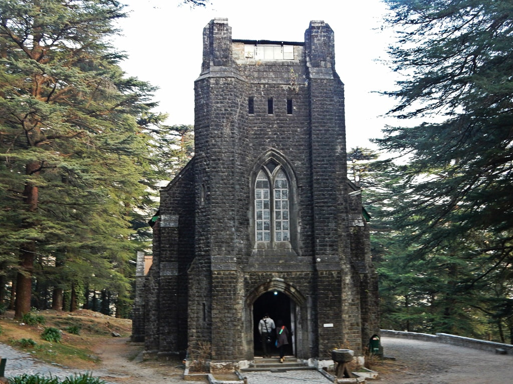St. Jhon Church, Mcleodganj