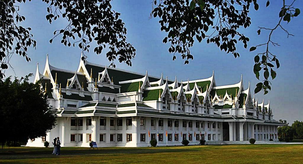 Meditation Centre, Shravasti