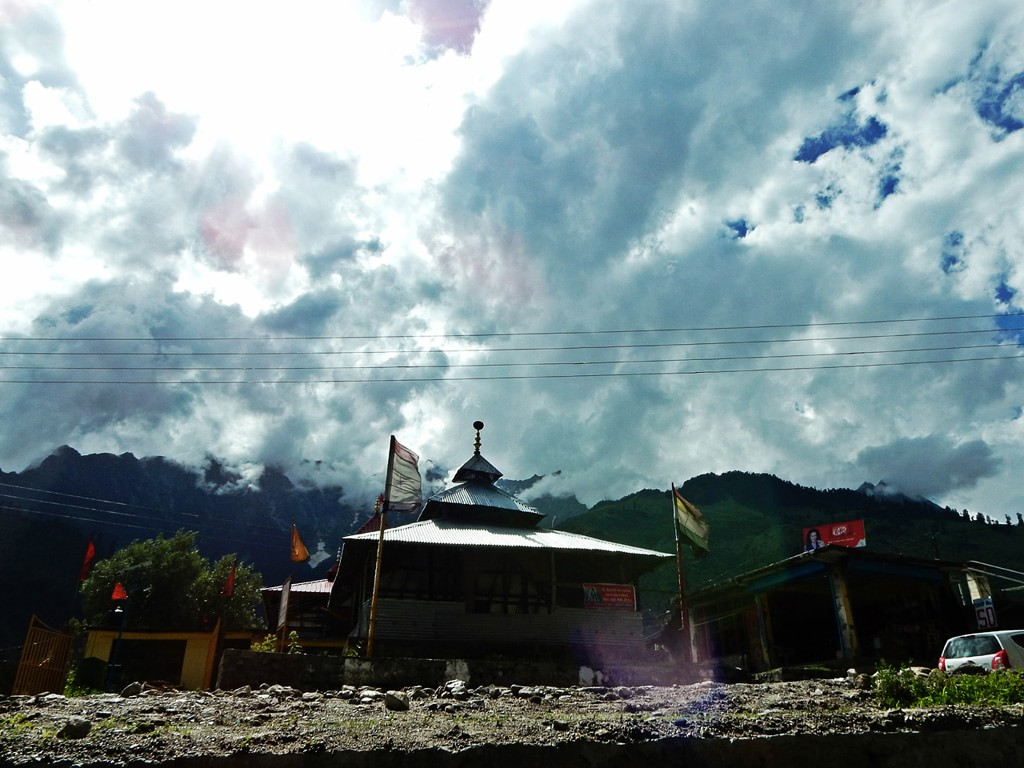 Captured near Nehru Kund, Manali