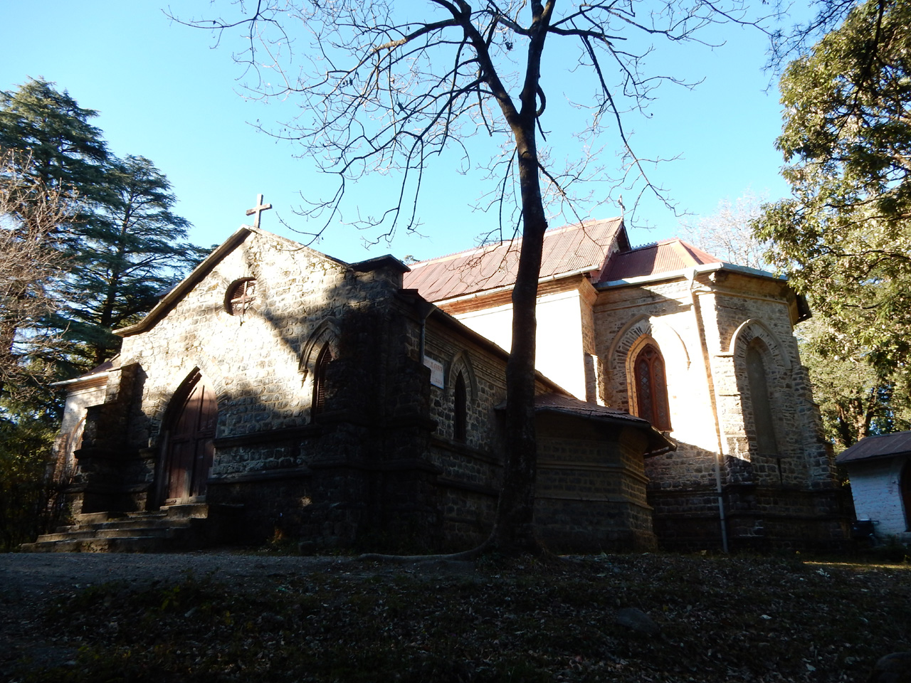 Nicholas Church, Nainital