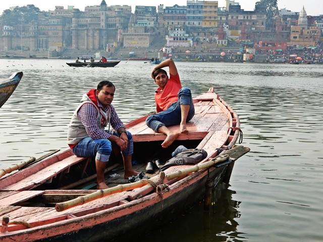 Rohit and Gyan
