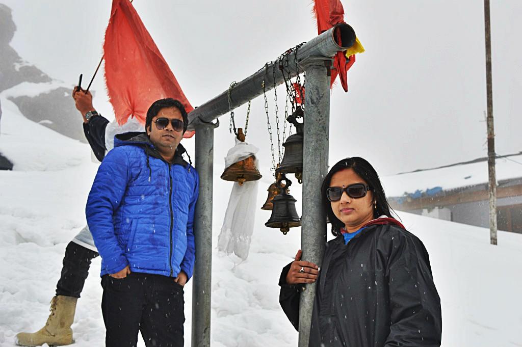 Sanjay and Khusboo