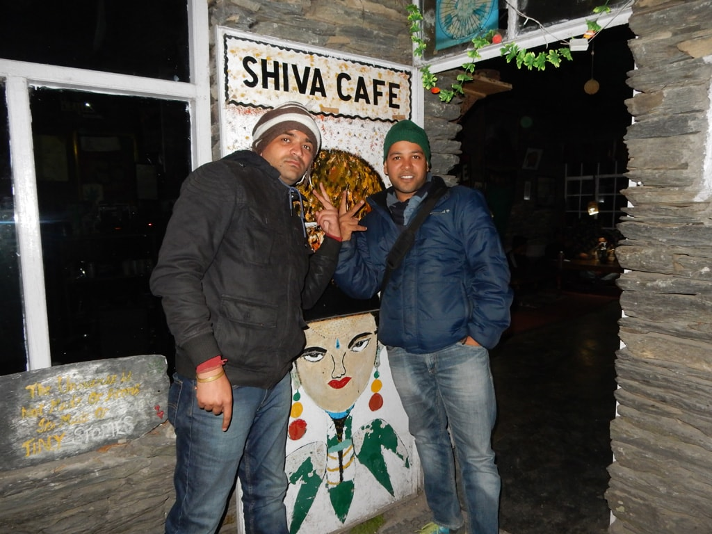 Shiva Cafe, Mcleodganj