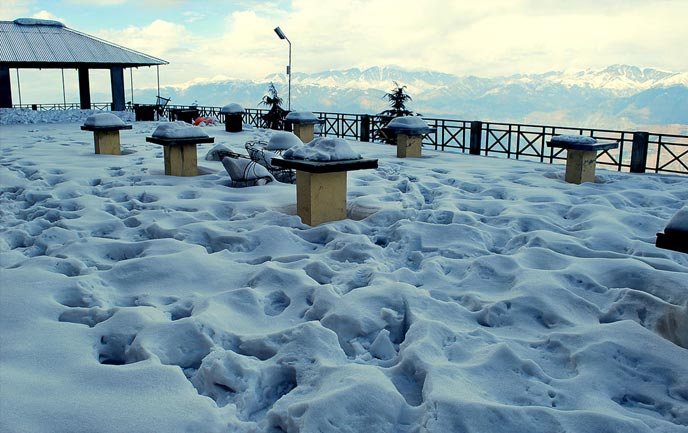 Snow Valley Resort, Dalhousie