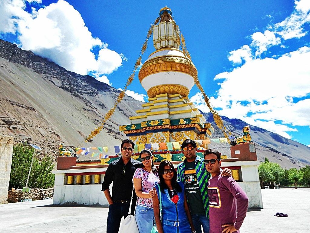 Gompa near Tabo Monastery