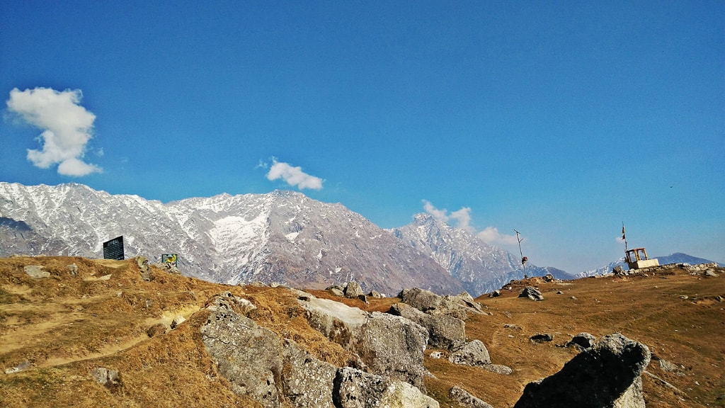 Triund, Mcleodganj