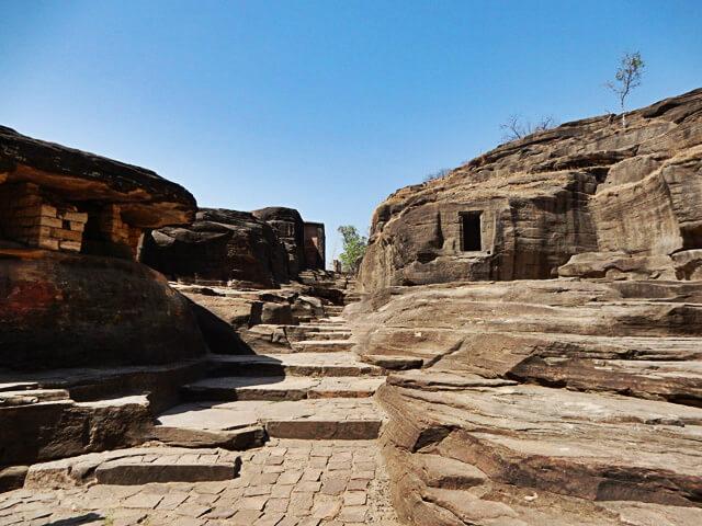 Udayagiri cave, Vidisha