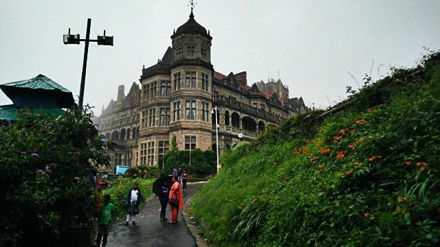 Viceregal Lodge, Shimla