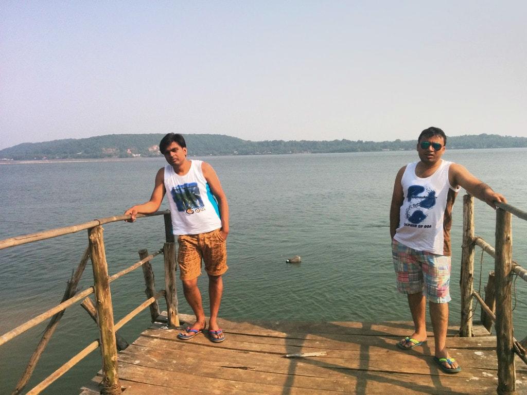 Vipul and Tarun