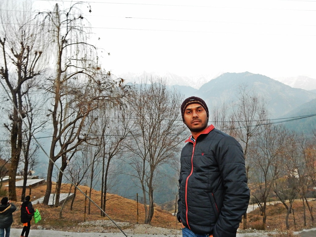 me near Naddi Village