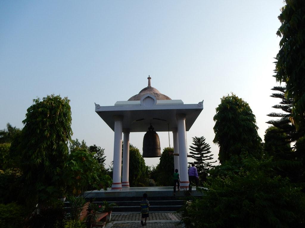 World Peace Bell, Shravasti