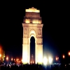 Night out at India Gate