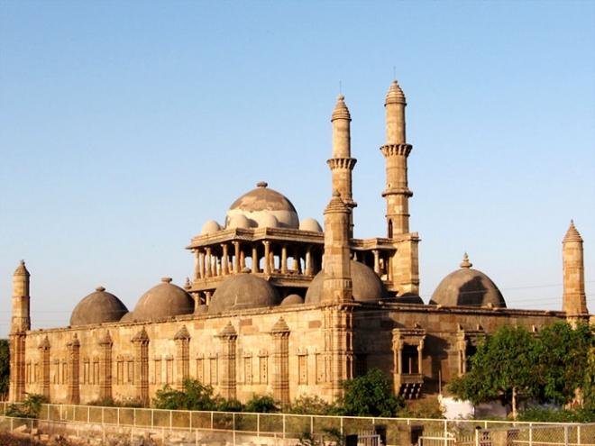 Champaner-Pavagadh Archaeological Parks
