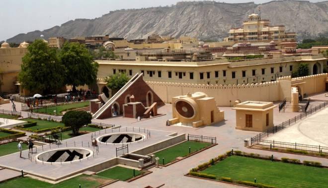The Jantar Mantar