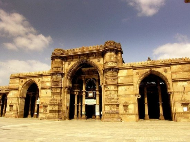 Historic City of Ahmedabad