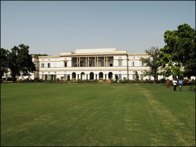 Teen Murti Bhavan (Nehru House)