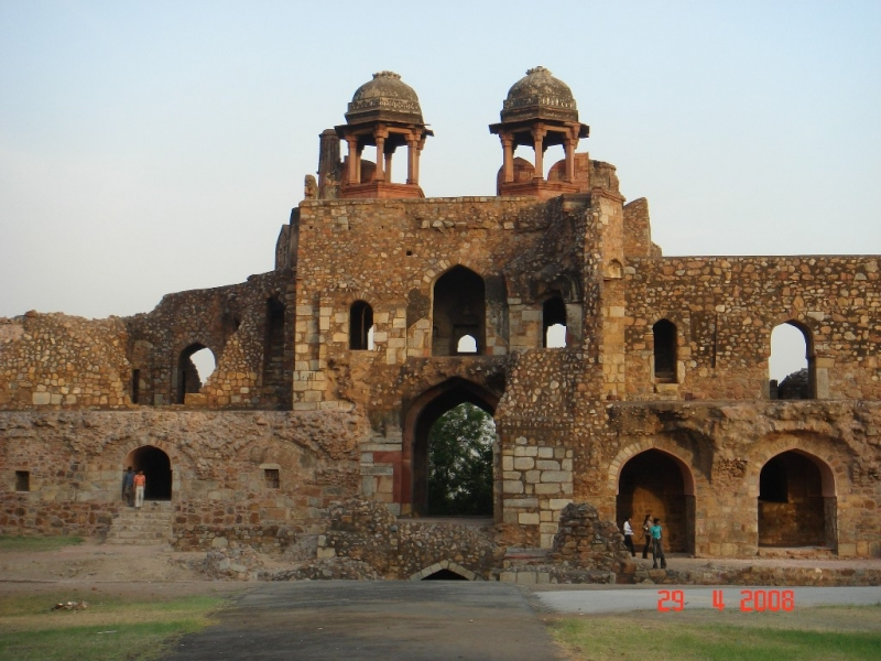 Old Fort / Purana Qila