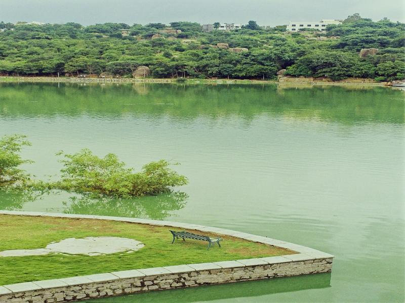 Durgam Cheruvu (Secret Lake)
