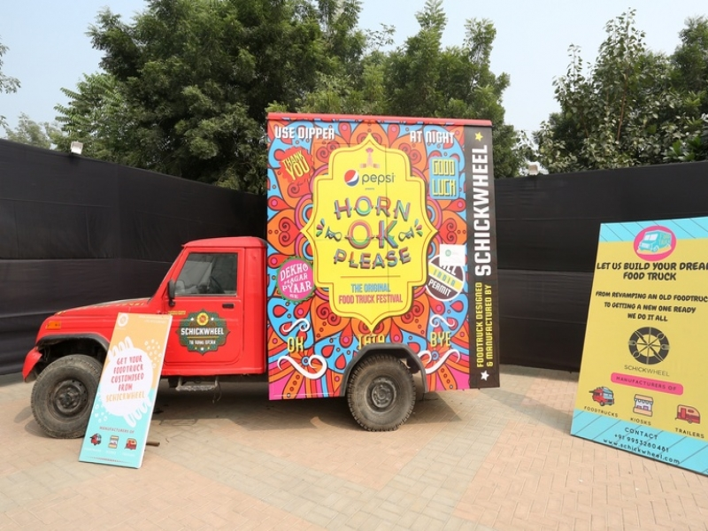 Horn OK Please - Delhi's Happiest Food Festival