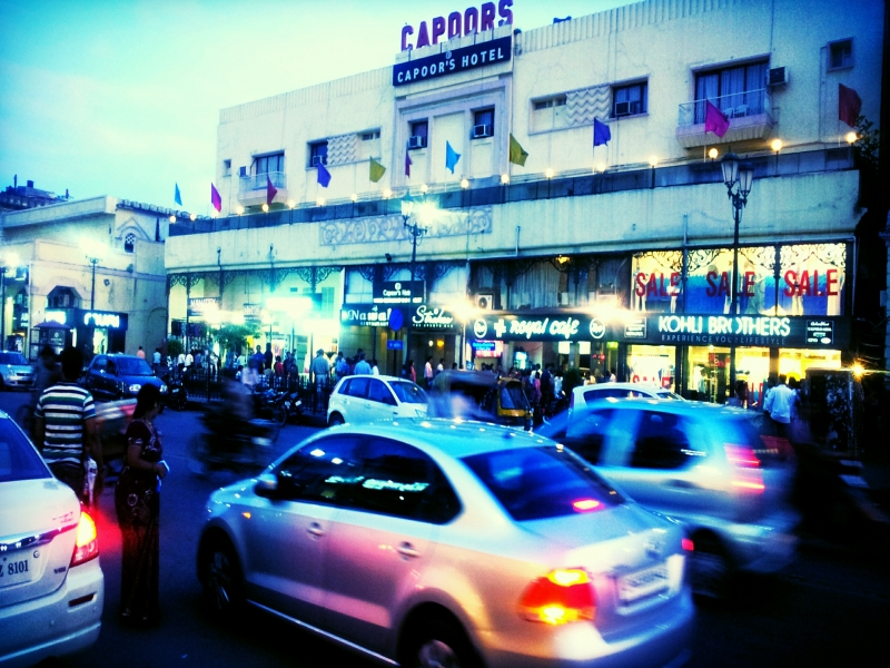 Hazratganj Market