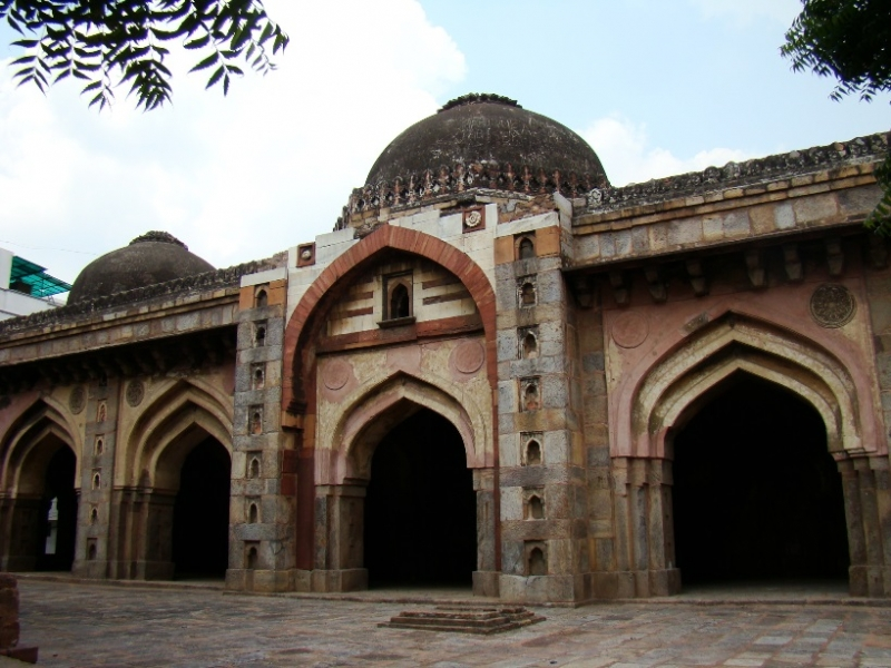 Moth ki Masjid or the Masjid Moth