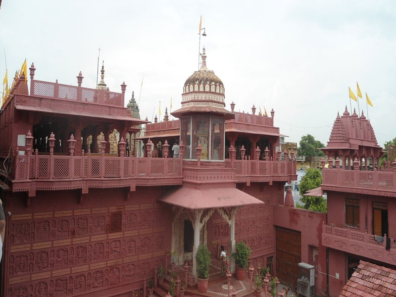 Shri Digamber Jain Atishya Kshetra Mandir