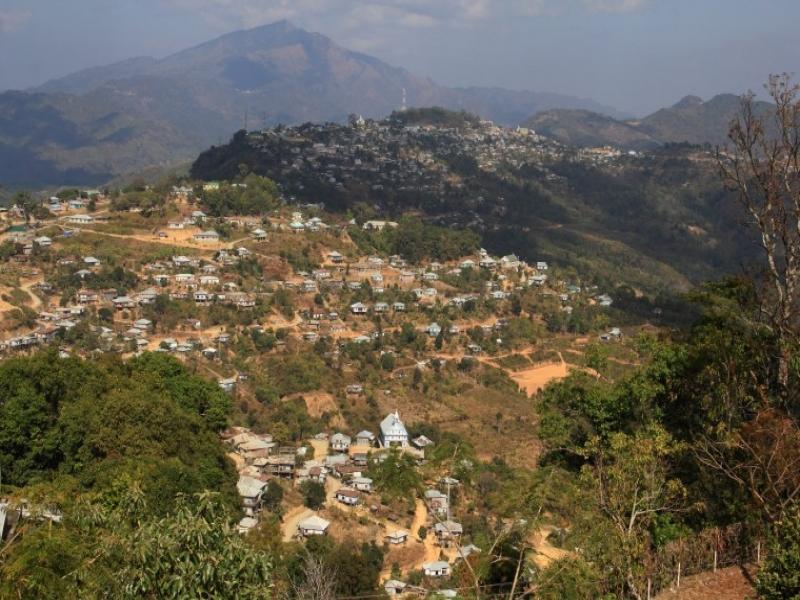 Mizoram, India