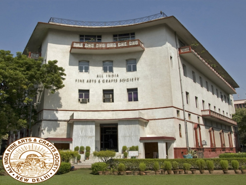 The All India Fine Arts & Crafts Society