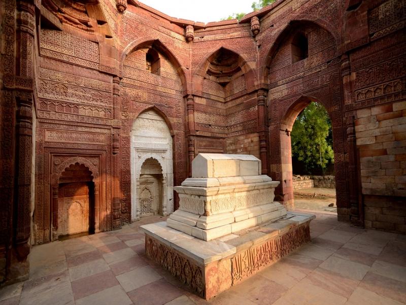 Tomb of Iltutmish
